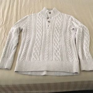 Banana Republic Cable Knit Pullover